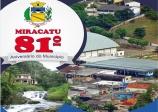 81° Aniversário de Miracatu